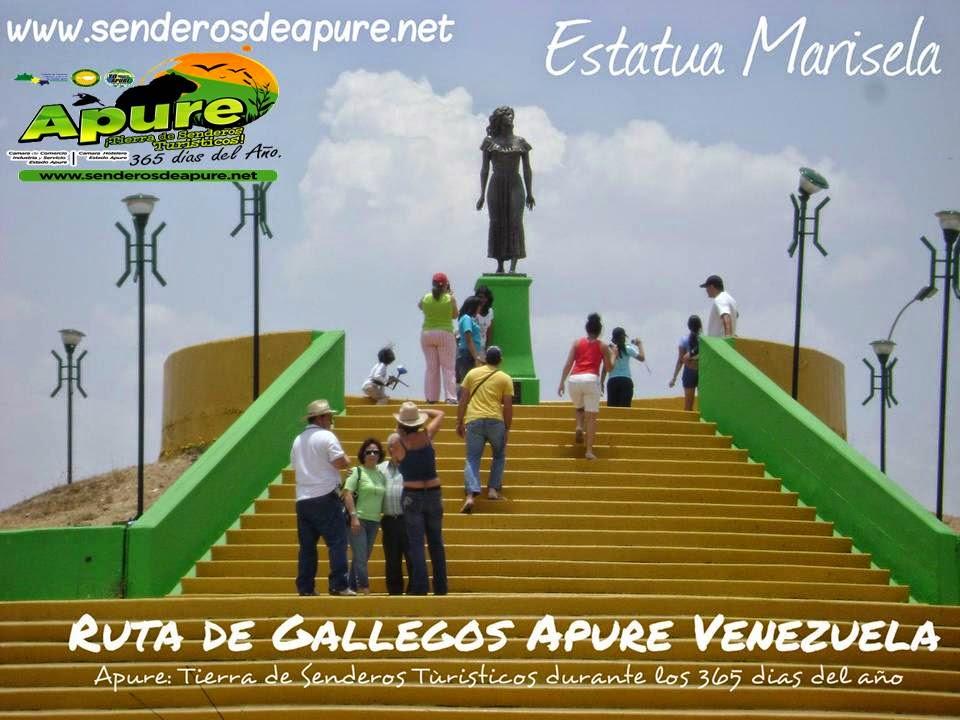 """Campaña Turística: """"Apure Tierra de Senderos Turísticos durante los 365 días del año"""", por Senderos de Apure y Cámara de Comercio-Apure."""