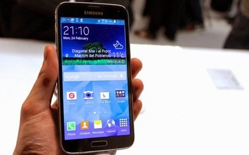 Harga Samsung Galaxy S5 dan spesifikasinya