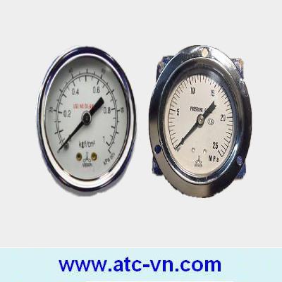 Đồng hồ áp suất Nisshin - Hãng SX: Nisshin - Japan