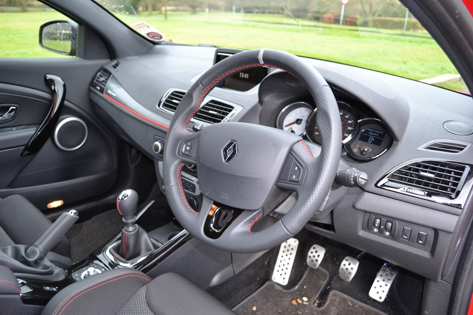 2014 Renaultsport Megane 265