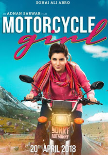 Motorcycle Girl (2018) Urdu Movie HDRip | 720p