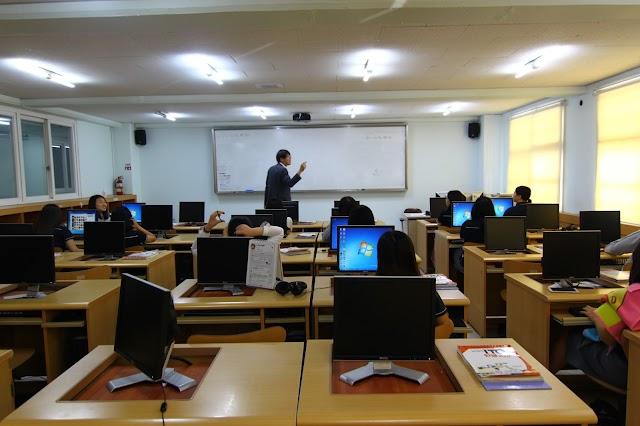 80 Hari di Korea : Hari 12 (Observe Kelas di Korea)