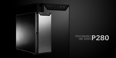 Antec P280 Performance One Series Enclosure Review screenshot 1