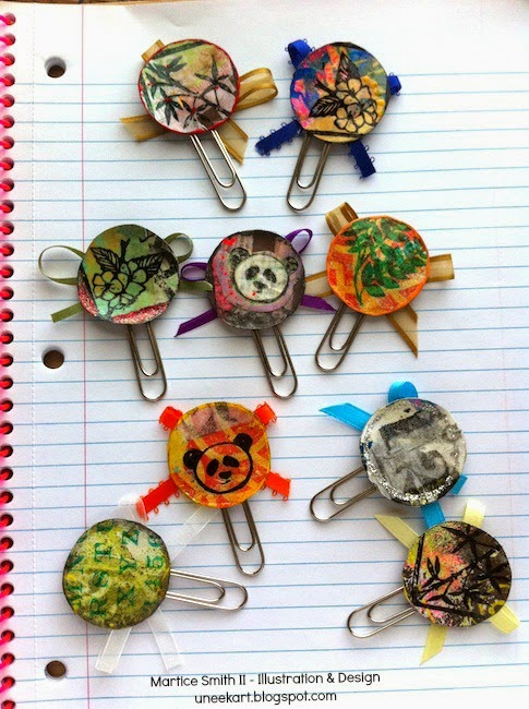 Brilliant Paper Clips by Martice Smith II
