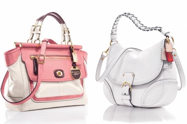 Coach hand bags 2012