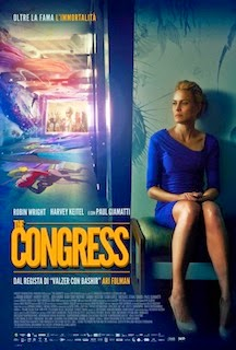 The Congress (2013) - Movie Review
