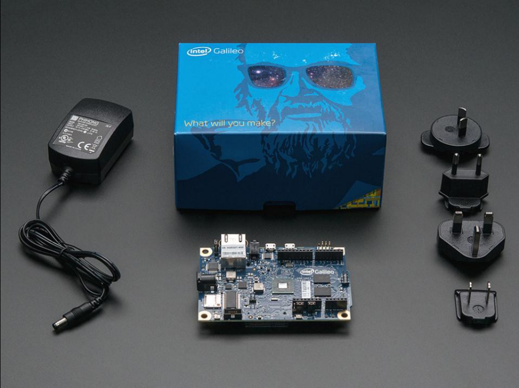 Embedded newbie intel galileo development board brief