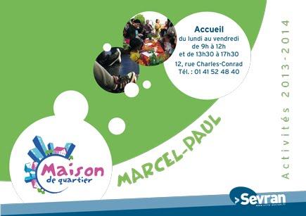 Partenariat avec la Maison de quartier Marcel-Paul