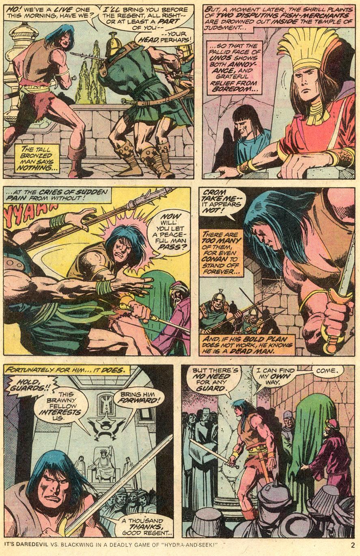 Conan the Barbarian (1970) Issue #51 #63 - English 3