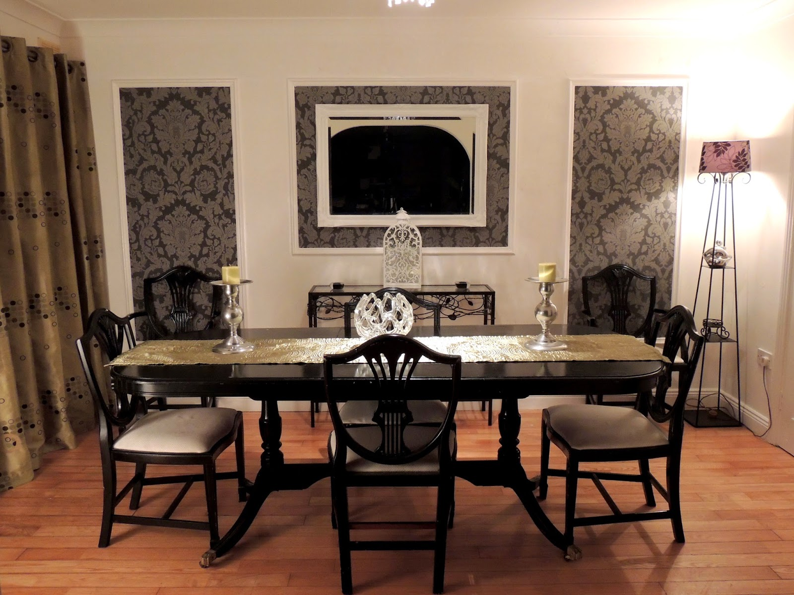 Dining Room Feature Wall Irish Dannyboy39s Creative Blog How To Create Design A Feature