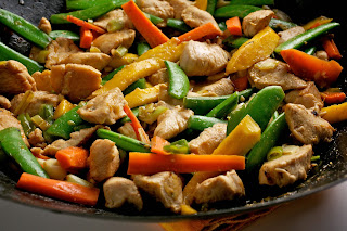 Recipe for Stir Fry