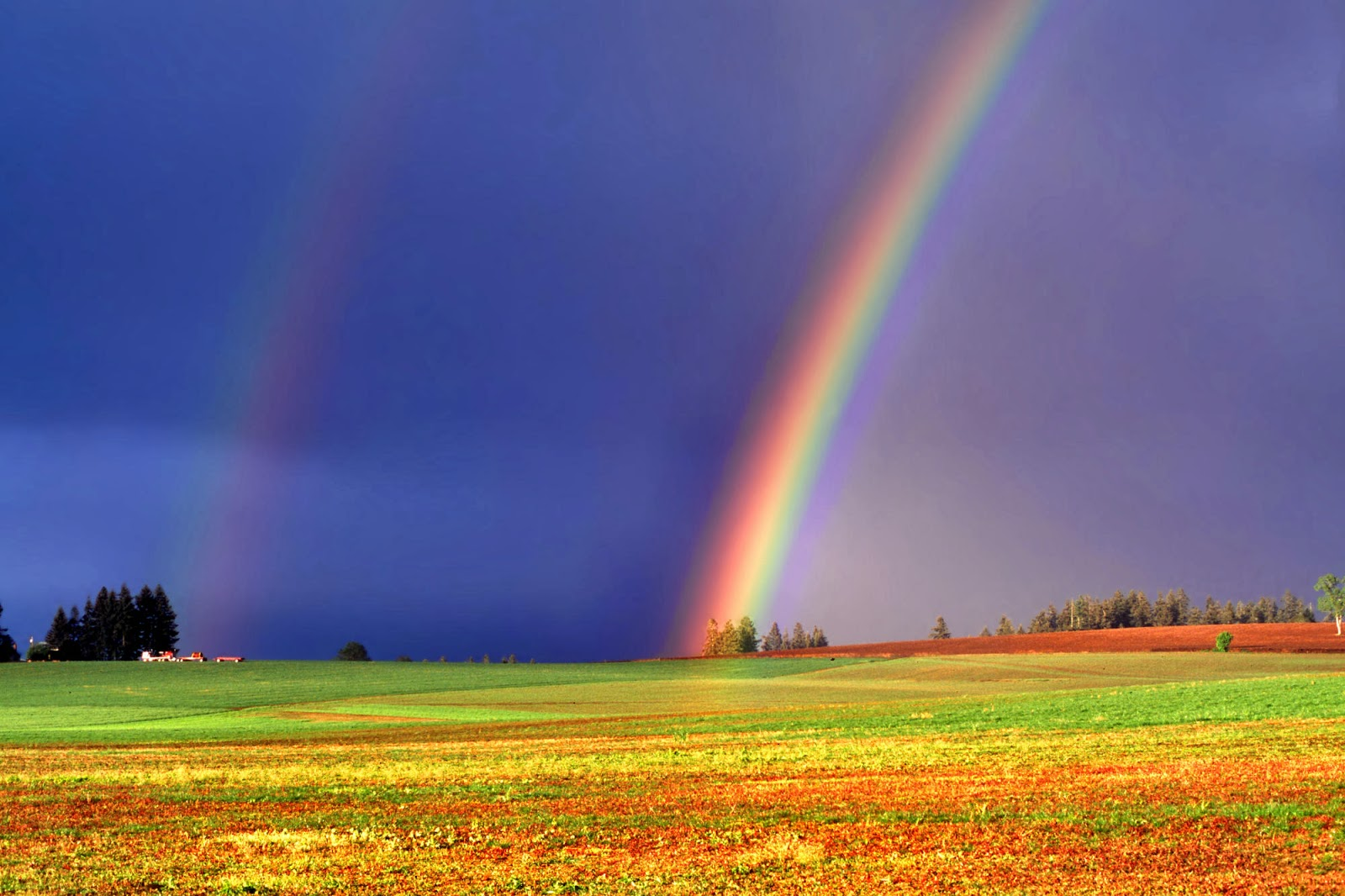 Download Rainbow Wallpapers | Most beautiful places in the ... Rainbowsol