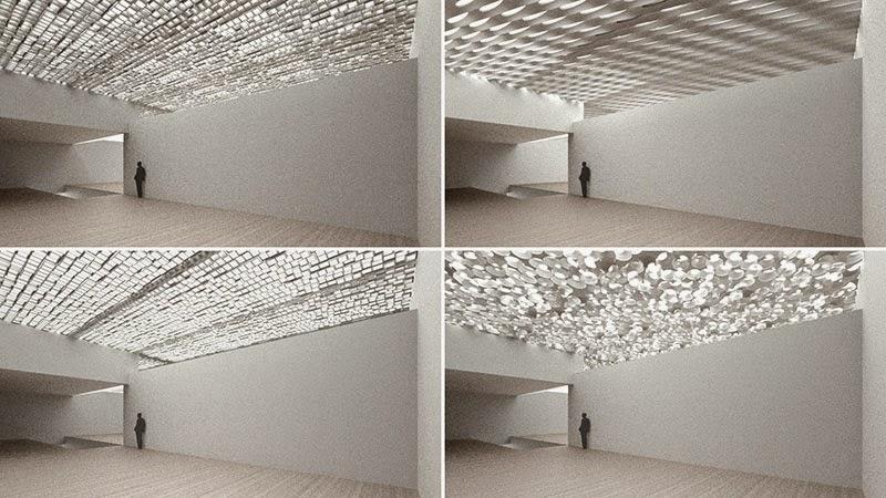 3D-Metal-Wall-Art-In-Interior-Design
