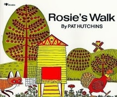 Rosie's Walk Book by Pat Hutchins