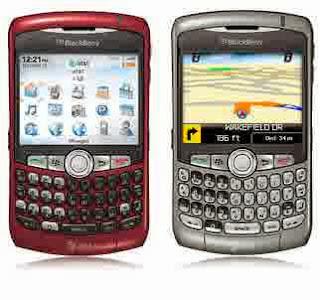 Harga Blackberry 8310 terbaru