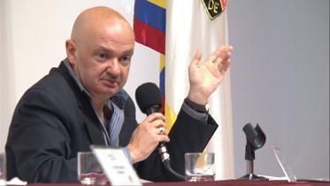 Extracto intervención Foro Geopolítica Regional - Le Monde Diplomatique en abril 2016