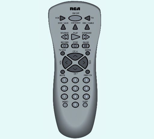 how to connect remote to rca tv