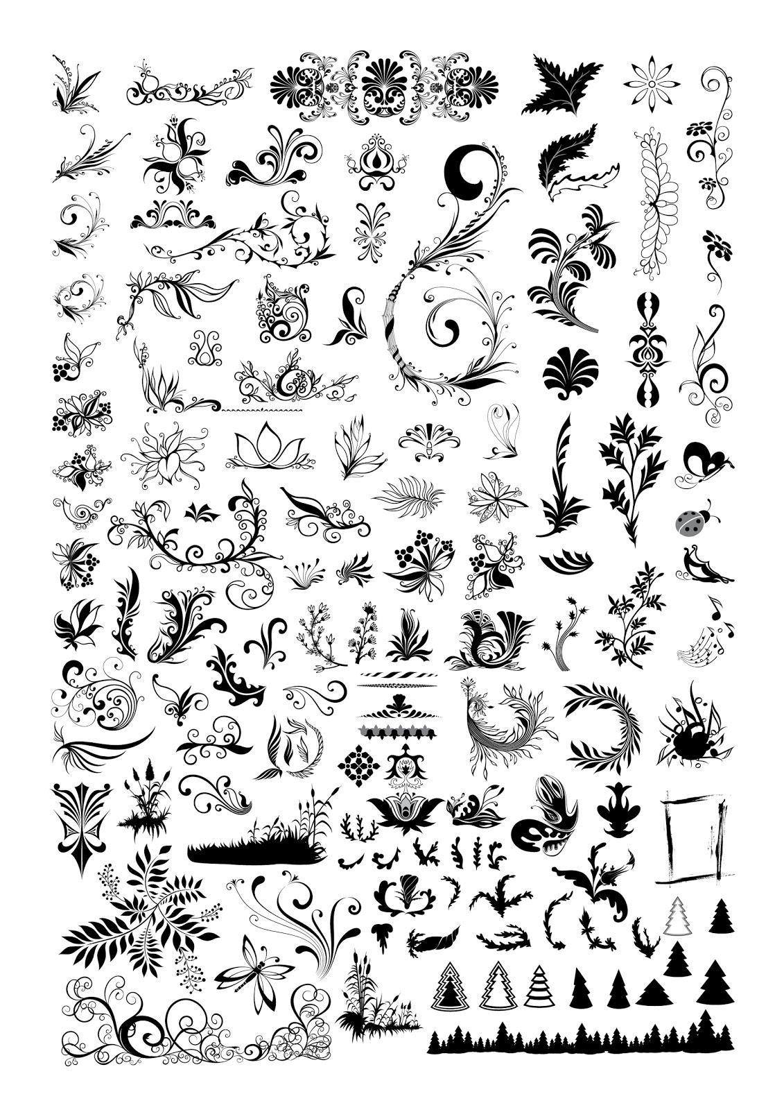 Bunga kerawang vector joy studio design gallery best design - Vector Kerawang