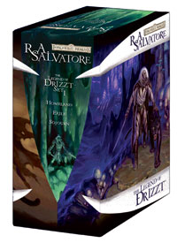legend of drizzt books review