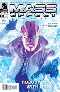 Mass Effect Invasion Dark Horse