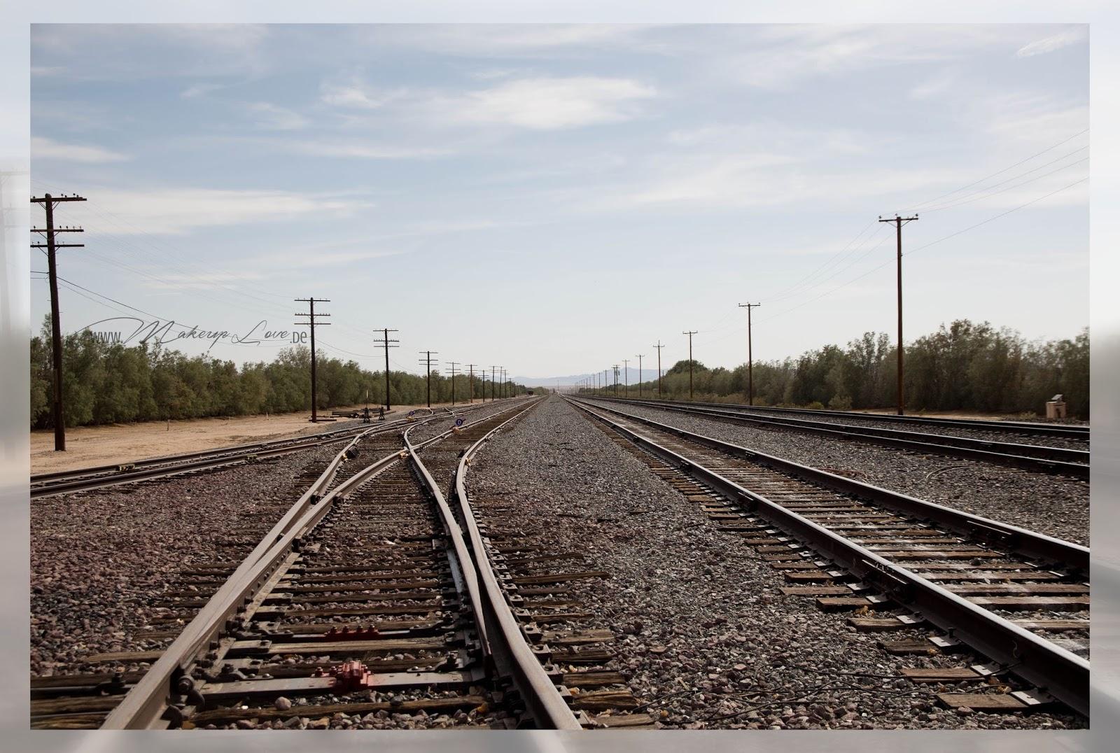 Nevada Schienen