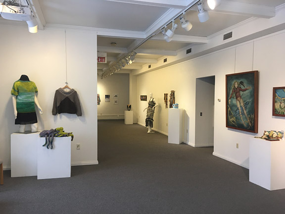 Finlandia Gallery hosts Alumni Art Exhibit Feb. 20 - March 26