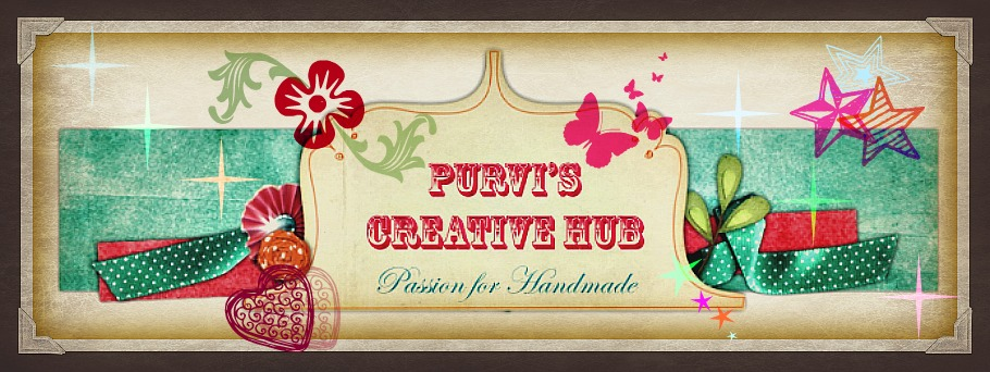 Purvi&#39;s Creative Hub