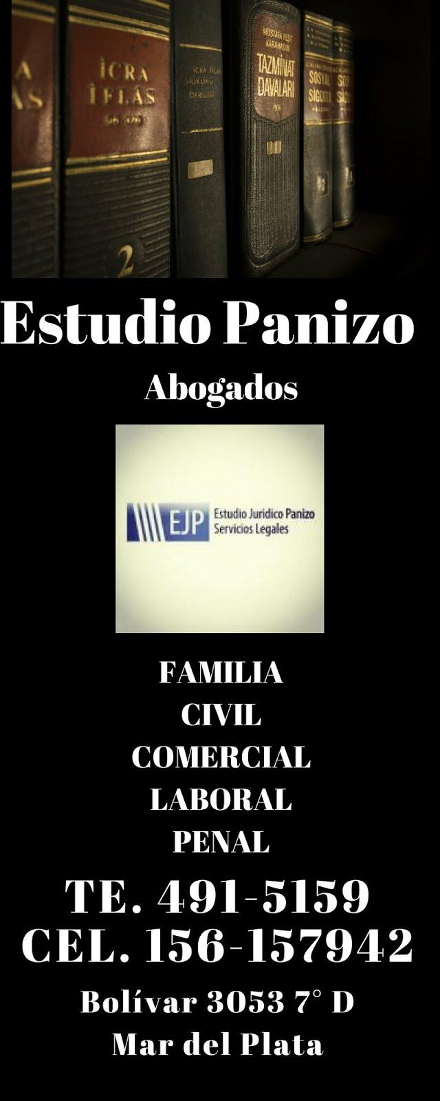 Penalistas M.D.P.   Estudio Panizo - Abogados Penalistas en Mar del Plata    Defensores Penales