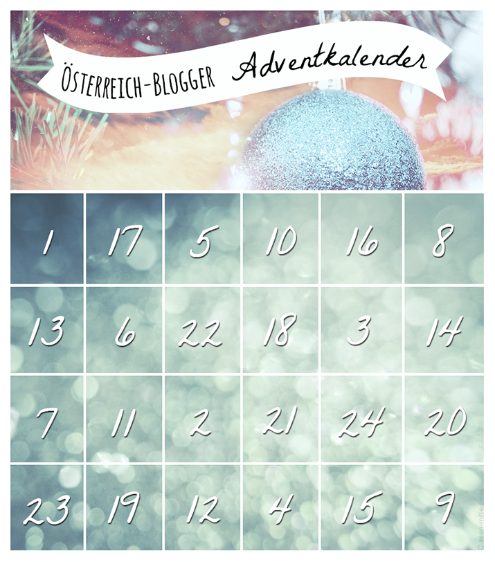 Ö-Blogger Adventkalender