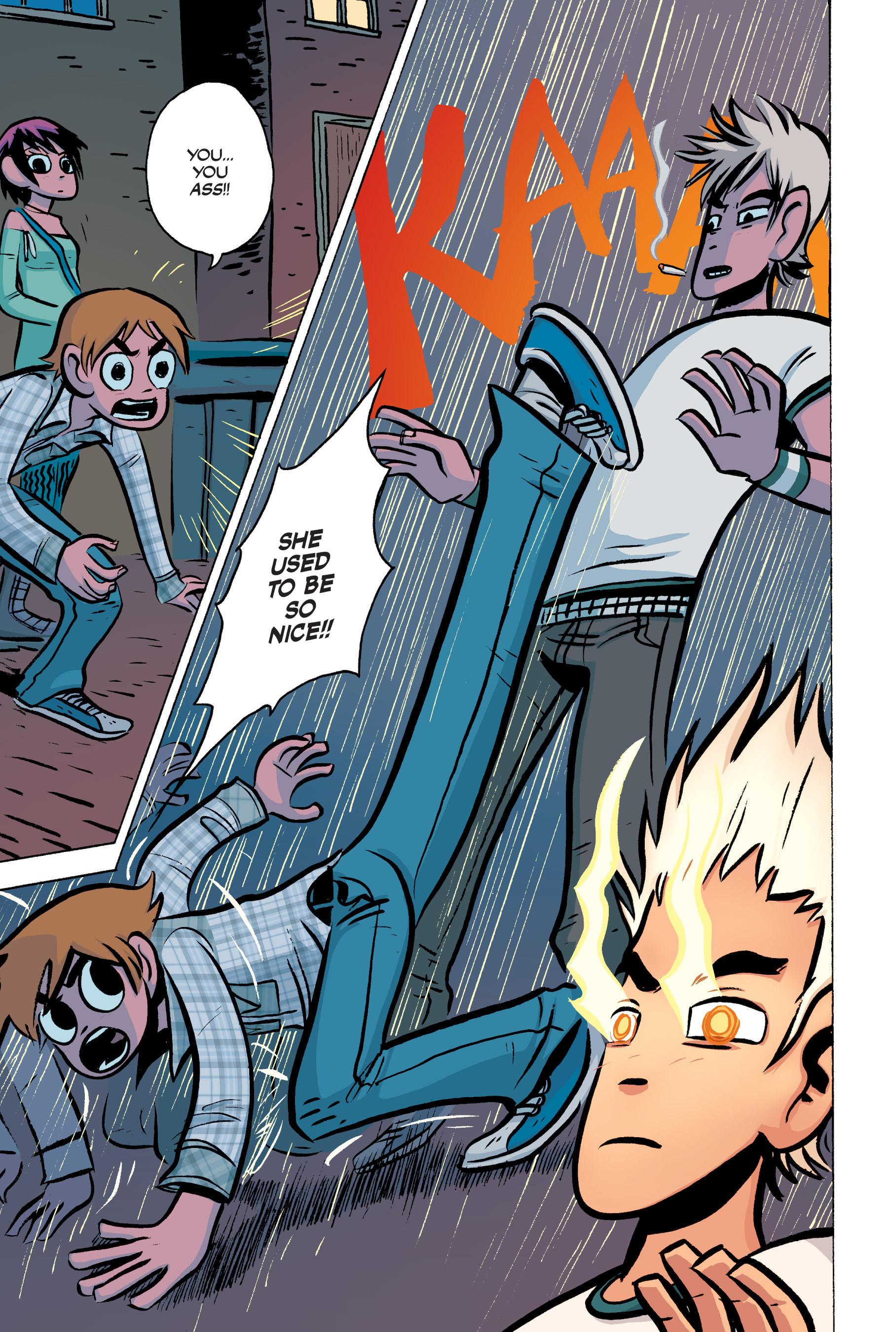 Read online Scott Pilgrim comic -  Issue #3 - 35