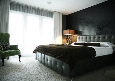 DORMITORIOS NEGROS BLACK BEDROOM