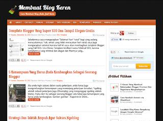 Membuat Blog Keren