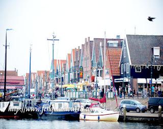 福伦丹渔村
