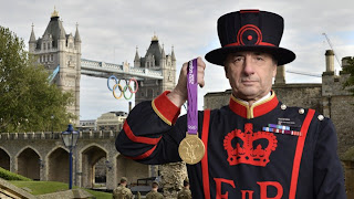 Next London Olympics 2012 : London 2012 Medals to be Housed at the Historic Tower of London