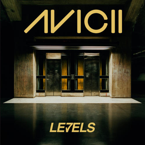 avicii, levels, single cover