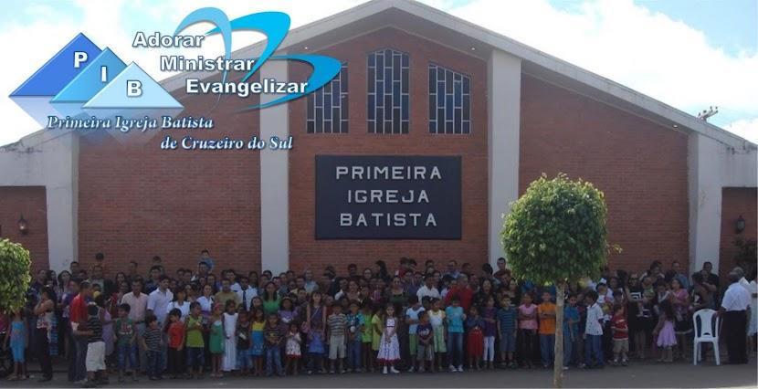 Primeira Igreja Batista de Cruzeiro do Sul