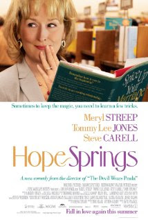 Hope Springs (2012 – Meryl Streep, Tommy Lee Jones and Steve Carell)
