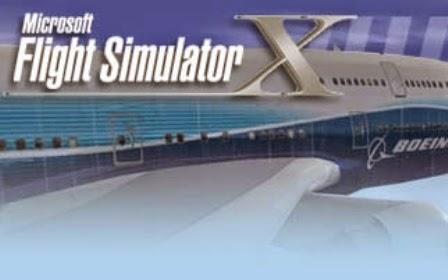 Microsoft Flight Simulator X PC Game