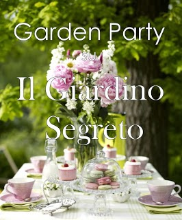 Linky party di Garden Party