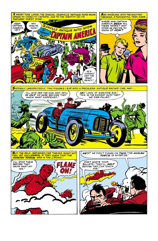 Captain America (1968) Issue #216 #130 - English 5