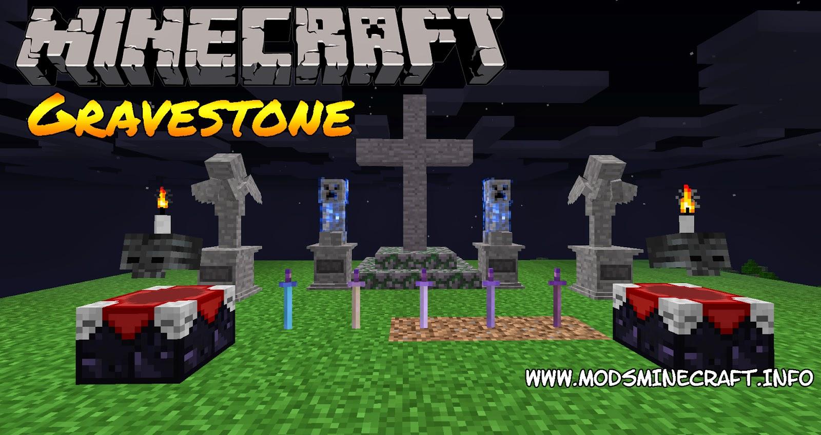 Gravestone Mod para Minecraft 1.7.10, Gravestone Mod para Minecraft 1.7.2, Gravestone Mod, Gravestone 1.7.2, minecraft Gravestone Mod, minecraft Gravestone 1.7.2, minecraft 1.7.2, mods 1.7.2, minecraft mods 1.7.2, minecraft mods, mods minecraft, descargar mods minecraft, mods para minecraft 1.7.2, cómo instalar mods, cómo instalar mods minecraft, minecraft cómo instalar mods