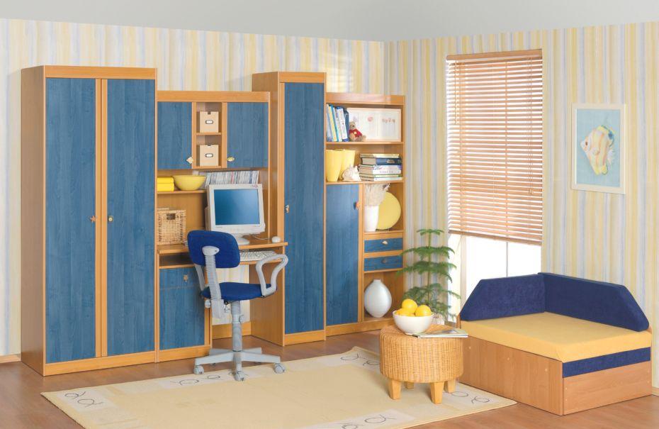 Muebles para cuartos de ni os decoracion endotcom - Muebles para cuarto de nina ...