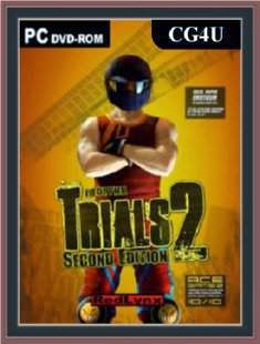 Trials 2 - Second Edition Cover, Poster