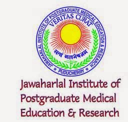 jawaharlal institute of postgraduate medical education & research, puducherry