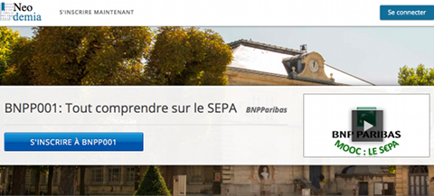 Session MOOC sur SEPA