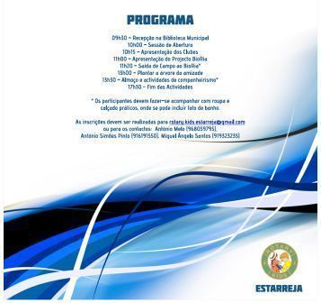 III Encontro Rotary Kids, em Estarreja