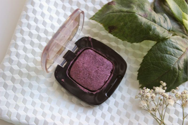 L'Oreal Color Riche L'Ombre Pure Eyeshadow in Escape in Bordeaux
