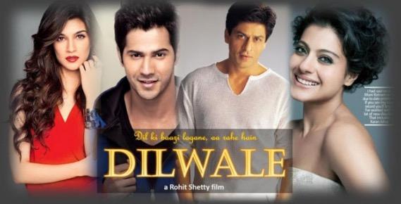 Pengarah filem dan Shah Rukh Khan menuding jari kerana Dilwale 'gagal' di India