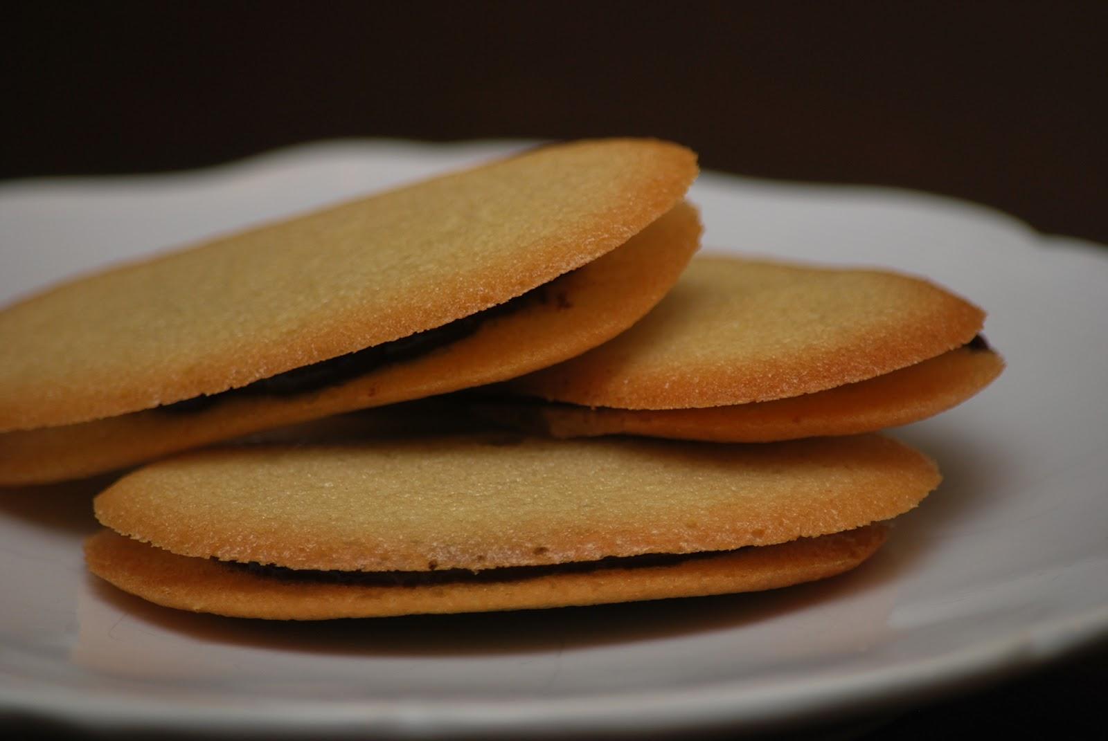 My story in recipes: Homemade Milanos