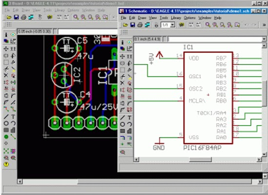 Old Fashioned Pcb Design Software Free Download Vignette ...